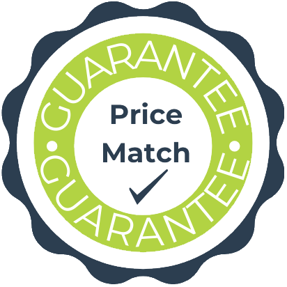 guarantee price match logo